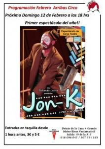jonK flyer