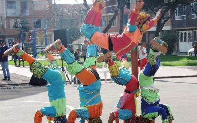 Espectáculo «SUEÑOS ENCANTADOS» Fund. Tchyminigagua