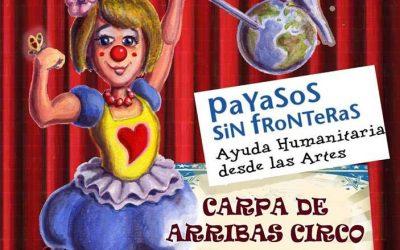 Gala Solidaria Payasos sin Fronteras!